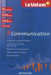 Communication : projet de communication, conseil et relation annonceur, relations commerciales, veille opérationnelle, événementiel : BTS communication, bachelor communication, écoles de communication, licence pro