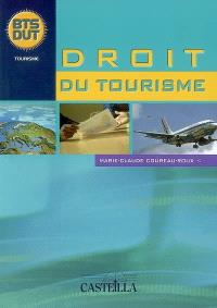 Droit du tourisme : BTS, DUT tourisme