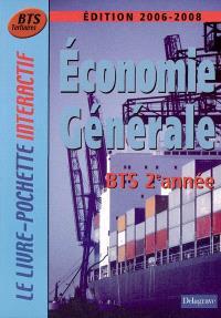 Economie générale : 2e année, BTS tertiaires