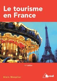 Le tourisme en France : étude régionale