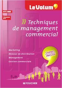 Techniques de management commercial : BTS MUC, licence pro