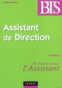 Assistant de direction