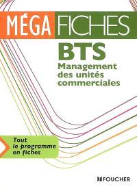 BTS MUC : management des unités commerciales