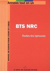 BTS Négociation et Relation Client (NRC) : toutes les épreuves