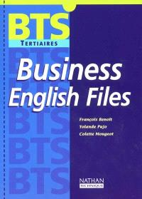 Business English files : BTS tertiaire; Information files; Methodology