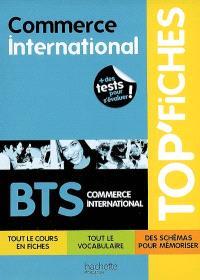Commerce international, BTS commerce international