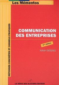 Communication des entreprises : réponses concrètes et conseils pratiques