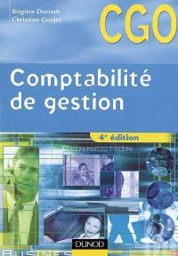 Comptabilité de gestion : processus 7 : détermination et analyse des coûts
