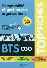 Comptabilité et gestion des organisations BTS CGO