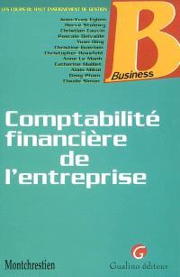 Comptabilité financière de l'entreprise
