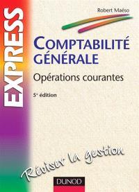 Comptabilité générale : opérations courantes