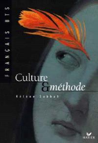 Culture et méthode : le français au BTS