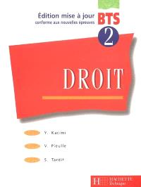 Droit. Volume 2