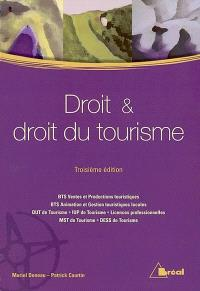 Droit et droit du tourisme