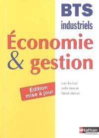 Economie & gestion, BTS industriels