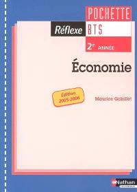 Economie BTS 2e année : pochettes de l'élève