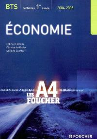Economie BTS tertiaires 1re année
