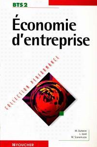 Economie d'entreprise : BTS 2