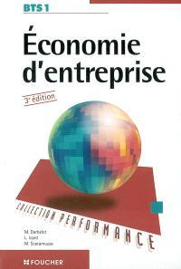 Economie d'entreprise BTS 1