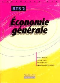 Economie générale : BTS 2