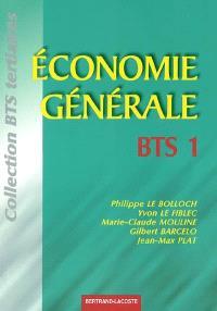 Economie générale BTS 1
