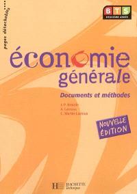 Economie générale BTS 2e année