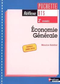 Economie générale BTS, 2e année