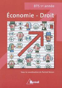 Economie-droit : BTS 1re année