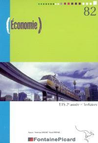 Economie, BTS 2e année, tertiaires