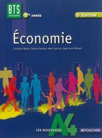 Economie, BTS tertiaires 1re année
