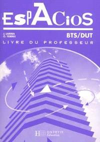 Espacios, BTS-DUT : livre du professeur
