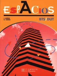 Espacios, espagnol, BTS-DUT