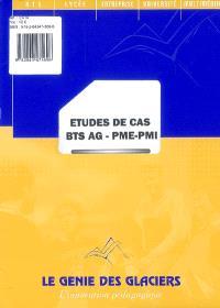 Etudes de cas BTS AG PME-PMI
