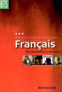 Français, culture générale et expression, BTS