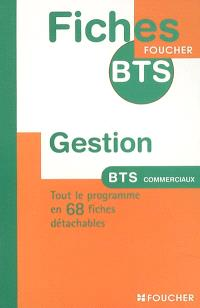 Gestion BTS commerciaux