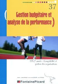 Gestion budgétaire et analyse de la performance, BTS 2e année CGO