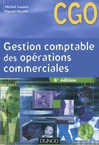 Gestion comptable des opérations commerciales : processus 1