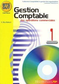 Gestion comptable des opérations commerciales : processus 1, BTS DUT comptables