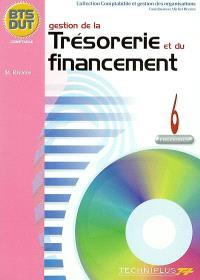 Gestion de la trésorerie et du financement : processus 6, BTS DUT comptable