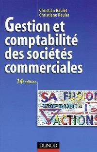 Gestion et comptabilité des sociétés commerciales : manuel