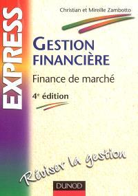 Gestion financière : finance de marché