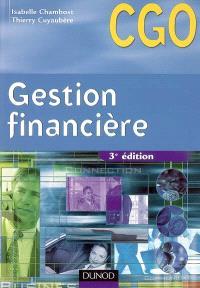 Gestion financière : processus 6 : gestion de la trésorerie et du financement