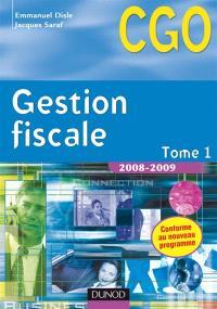 Gestion fiscale. Volume 1, Processus 3, gestion fiscale et relation avec l'administration des impôts