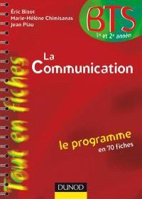 La communication en 73 fiches