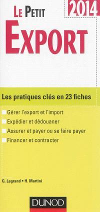 Le petit export : les pratiques clés en 23 fiches