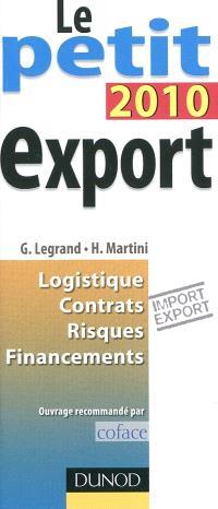 Le petit export 2010