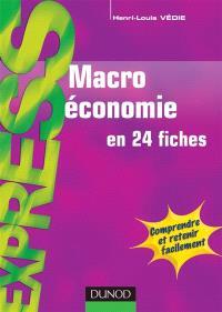 Macroéconomie : cours et questions de révision