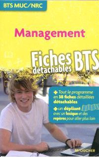 Management BTS MUC-NRC