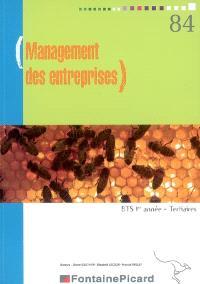 Management des entreprises : BTS 1re année tertiaires