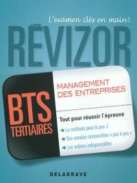 Management des entreprises : BTS tertiaires